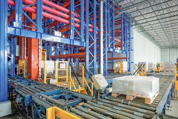 自动化立体仓库货架